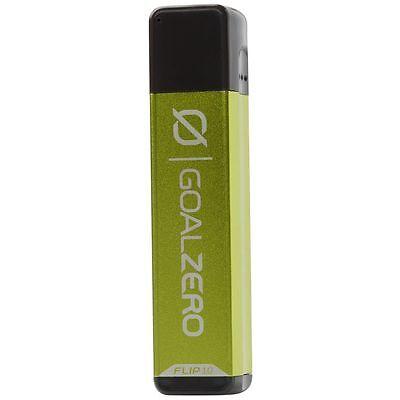 Dedito Goal Zero Flip 10 Caricabatteria-caricatore Per Dispositivi Di Alimentazione Usb, Iphone-gz Verde-