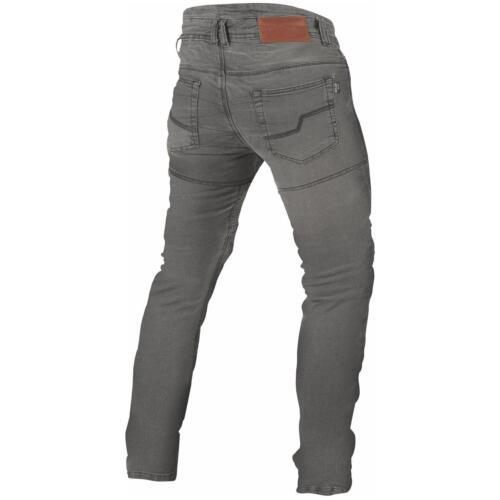 Trilobite Micas Urban Herren Motorrad Jeans Grau Protektoren Hose Abtriebfest