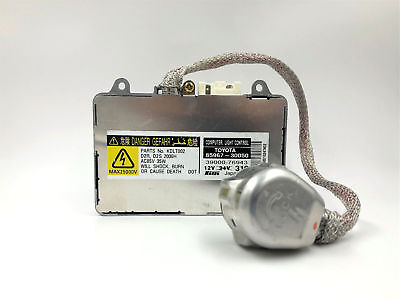 OEM 00-06 Lexus ES 300 330 Xenon BALLAST IGNITER HID CONTROL UNIT MODULE NEW