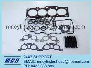 Toyota-Camry-VRS-MLS-Head-Gasket-Set-Head-Bolt-Kit-5SFE-SXV20-ST204-Celica