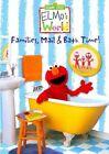 Elmo S World Families Mail Bath Tim 0074645582498 DVD Region 1