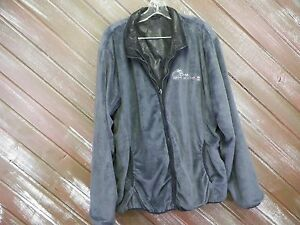 Tom O Brien Jeep >> Details About Tom O Brien Chrysler Jeep Dodge Fleece Jacket Reversible North End Weather Tech