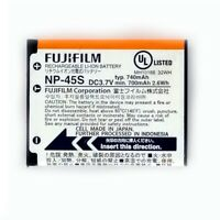 Original Fujifilm Np-45s Battery For Finepix J20 J26 J27 J30 J35 Z71 Z80 Z81