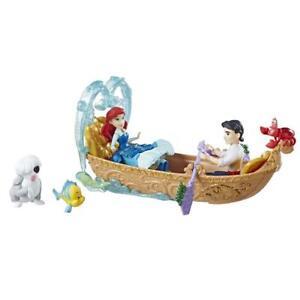 Disney-Princess-Evening-Boat-Ride-Ariel-and-Prince-Eric-Dolls