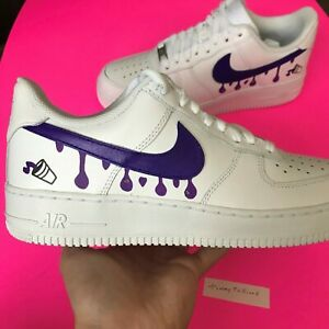 Custom-Nike-Air-Force-1-Shoes-White-Size-10-10-5-9-5-9-8-5-8-11-11-5-12-13-14-7y