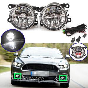 LED-Front-Fog-Light-Lamp-Wiring-Kits-For-Nissan-Leaf-Pathfinder-Patrol-Frontier