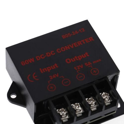 24V to 12V 5A dc dc converter regulator car step down reducer  DPM0OK