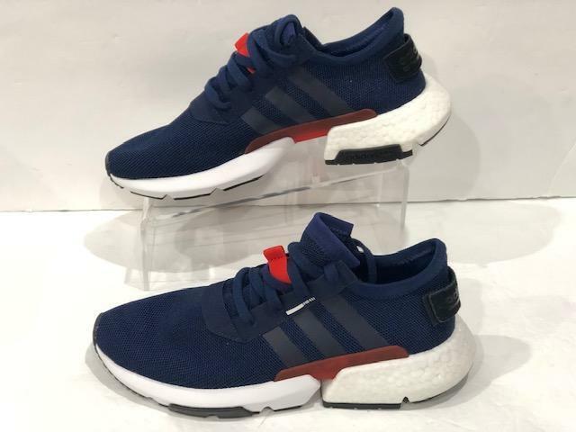 Adidas POD-S3.1  zapatos Dark azul rojo G26512