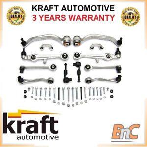 Ordonné !!! Wishbone Control Arms Suspension Kit Audi A4 A6 Vw Passat B5 C5 4b 8d Superbe-afficher Le Titre D'origine Dessins Attrayants;