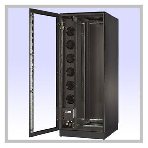 Image Is Loading 42u Server Cabinet Chilled Water Cooling 20 Kw