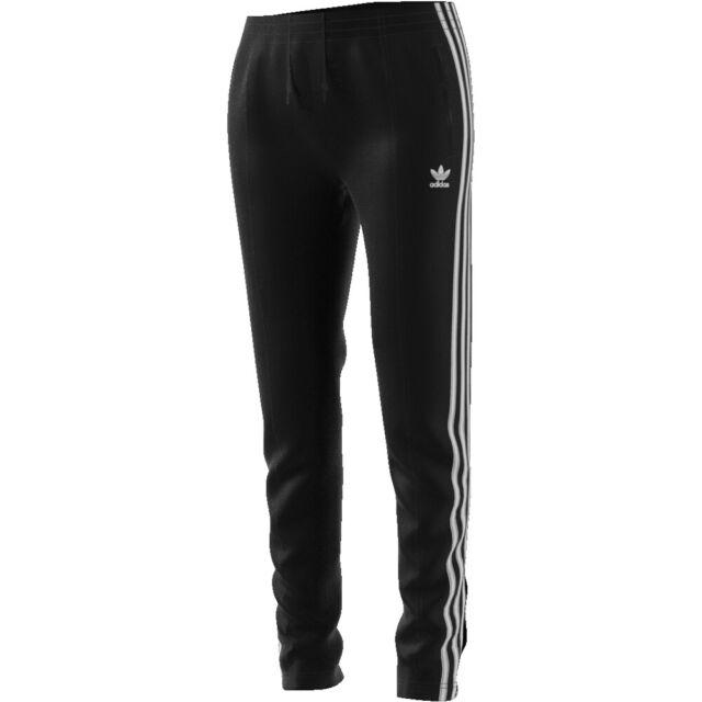 adidas sst tp pantaloni donna nero black 400 46