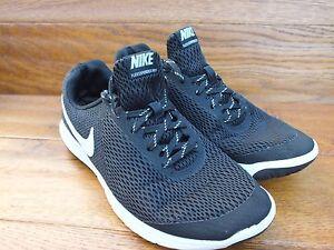 Nike Flex Experience RN 5 Scarpe Da Ginnastica Scarpe Da Corsa Nero Taglia UK 6 EU 40