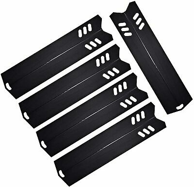 GFTIME Grill Heat Shield Plate Burner Cover Replacement ...
