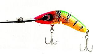 FISHING LURE PREDATEK BOOMERANG 80mm UD T//FROG 20g CAST OR TROLL DEEP DIVER
