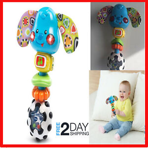 Rattle Sing Puppy Toy 3 6 Month Old Boy Girl Toddler Age 1 2 3 Baby