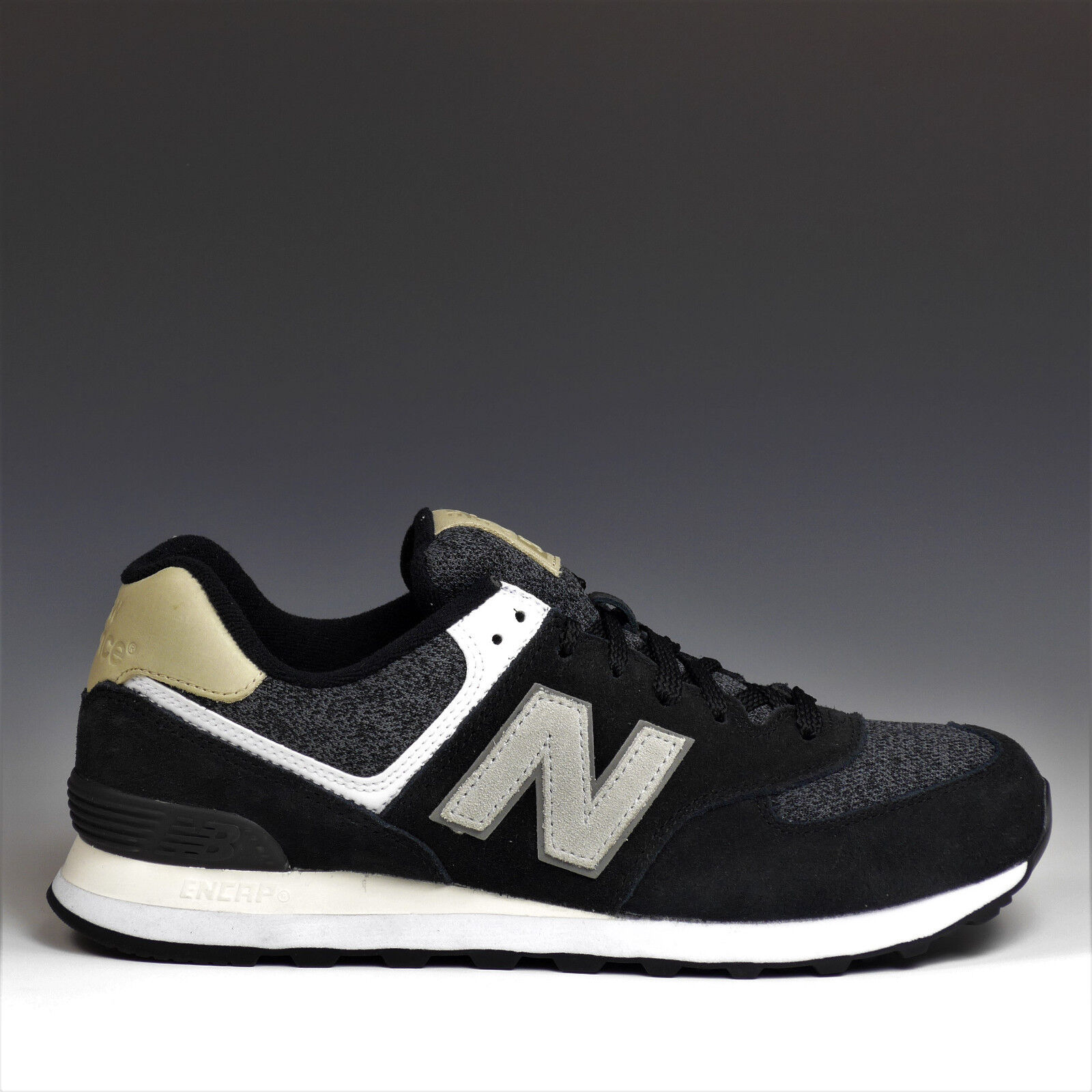 New Balance ML574 Leder Sneaker ML574VAI Herren Schuhe Laufschuhe NEU