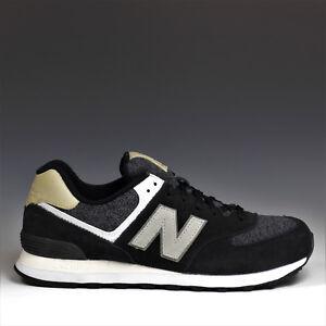 New-Balance-ML574-Zapatillas-Piel-ML574VAI-Zapatos-Hombre-de-Correr-Nuevo