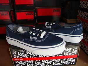VANS AUTHENTIC DARK BLUE/TRUE WHITE