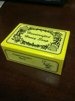 Frankincense' N Myrrh Handcrafted Honey Bar Soap 5 Oz / 142g