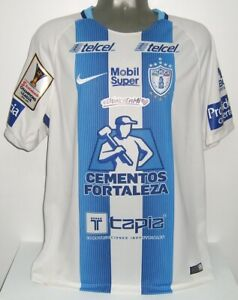 new style a2c16 d95eb Details about NIKE PACHUCA TUZOS MEXICO CONCACHAMPIONS 16 CHUCKY LOZANO  ORIGINAL JERSEY SHIRT