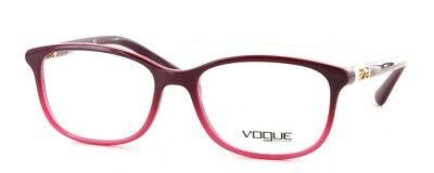 Compiacente Gafa De Vista Vogue 5163 2557 Opal Violeta Degradado Cal.51