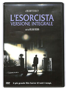 EBOND l'esorcista Versione Integrale  DVD D591506