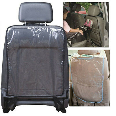 New Car Auto Seat Back Protector Cover For Children Kick Mat Mud Clean Trendy