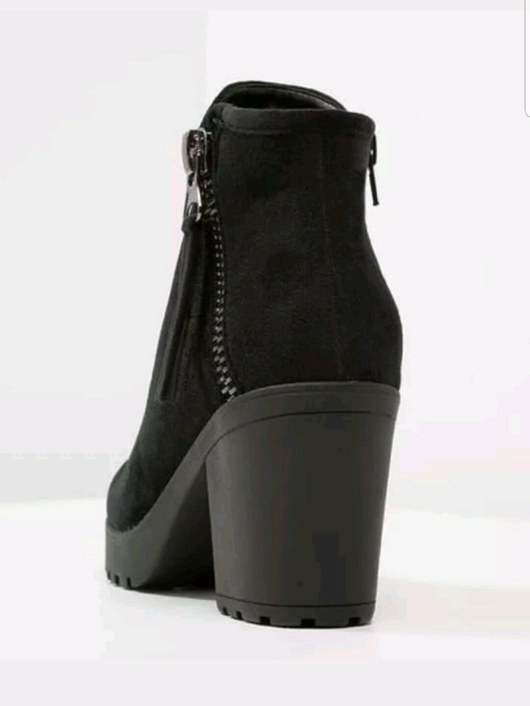 BRS CALL CALL CALL IT SPRING JOLLES BLACK LADIES BOOTS SIZE UK 6 39 d2e0b4