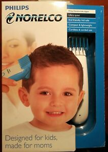 Brand New Philips Norelco Kids Clipper Cc5060 Trimmer Haircut Kit Ebay