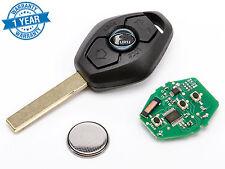 NUOVO TELECOMANDO CHIAVE BMW Z4 Z5 Z8 3 5 6 7 X3 X5  868 Mhz 3 PUL ID7944 CHIP