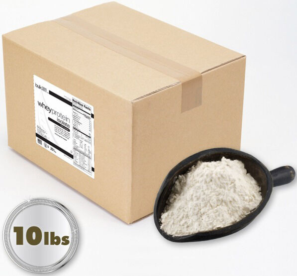 10lb Pure Pure Pure Whey Protein Isolate - Bulk Foods Direct dec0e5