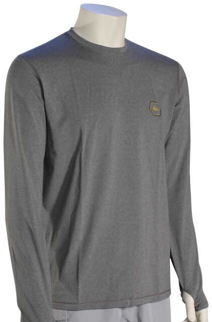 7085c7ff38 Quiksilver Mountain and Wave - Amphibian Long Sleeve UPF 50 Rash Guard - Men