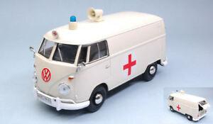 Volkswagen-VW-Type-2-T1-Delivery-Van-034-RED-CROSS-AMBULANCE-034-1-24-Model-MOTORMAX