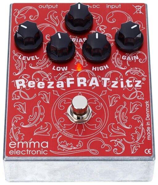 EMMA electronic ReezaFRATzitz RF-II