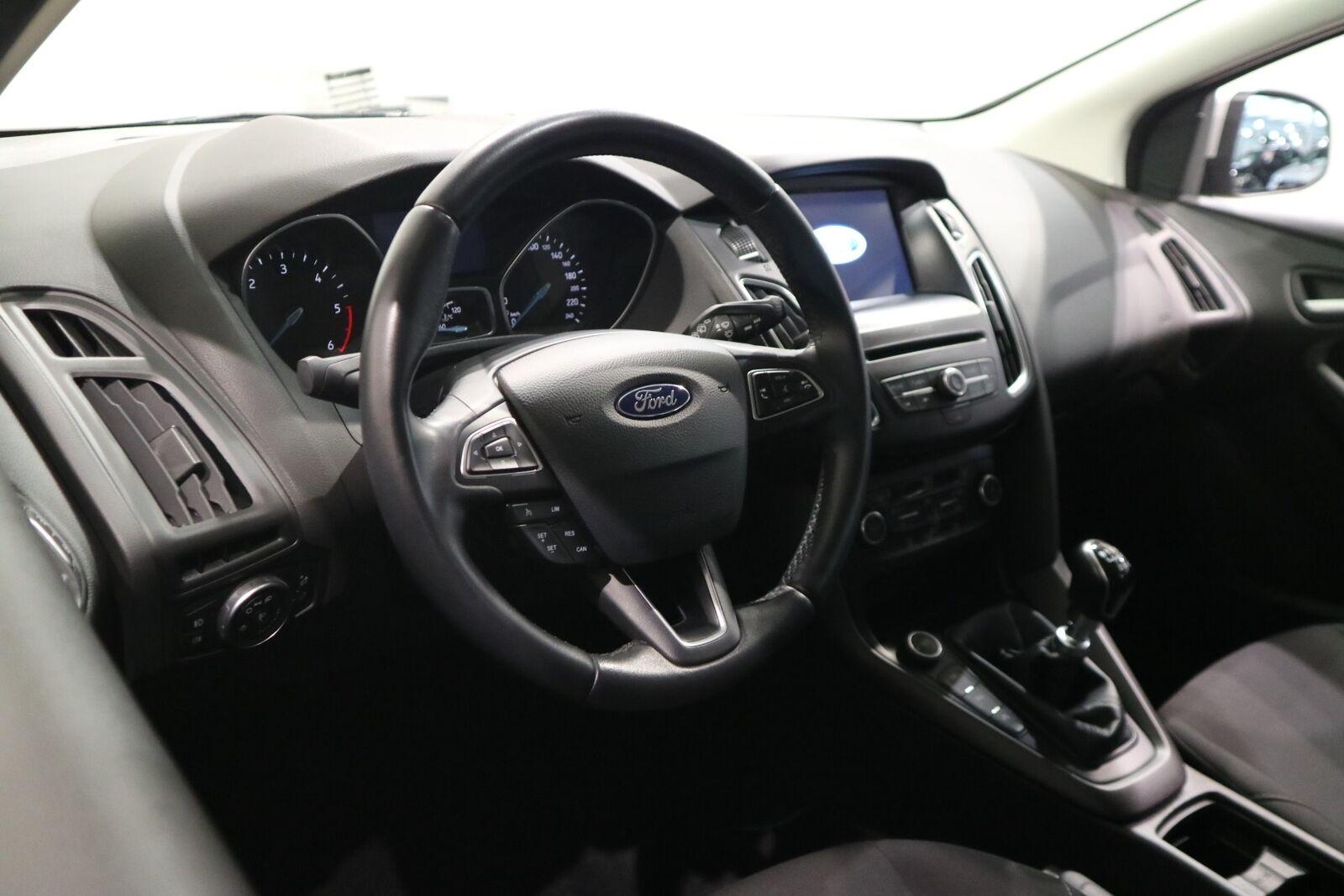 Ford Focus 1,5 TDCi 120 Business stc. - billede 10