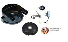 John Deere A AN AO AR B D  H 50 60 70  Horizontal Distributor Cap & tune up kit