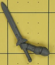 Warhammer 40K Space Marines Command Squad Company Champion Power Sword