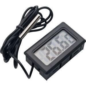 LCD-Aquarium-Thermometer-Digital-Wasser-Temperatur-Sensor-Messgeraet-Terrarium-DE