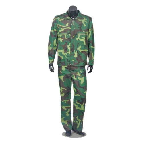 Multicam Mens Airsoft Suit Trousers Jacket Set Military Uniform