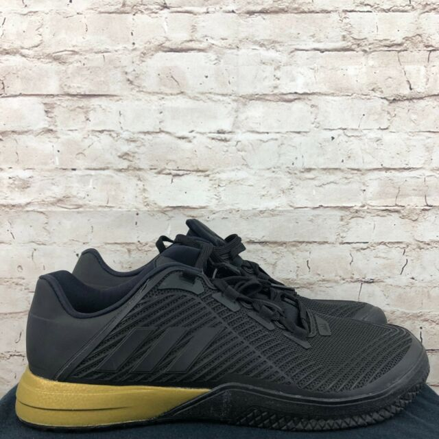 adidas Performance Mens Crazypower TR M Cross Trainer Blackutility Gold 7 US