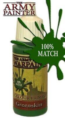 Bellissimo The Army Painter Warpaints Greenskin Apwp 1111-mostra Il Titolo Originale Paghi Uno Prendi Due