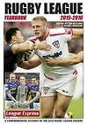 Rugby League Yearbook 2015 - 2016: A Comprehensive Account of the 2015 Season by League Publications Ltd (Paperback, 2015)