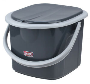 Toilette-BRANQ-15-5-Liter-Campingtoilette-Toiletteneimer-Reisetoilette-Outdoor