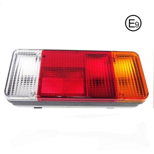 2x 12V 24V Rücklicht Rückleuchten LKW Für Peugeot Iveco Daily Fiat Heckleuchte