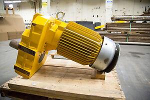 Danfoss Bauer Ac Gear Motor 40 Hp Ebay