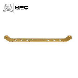 Gold MPC BILLET REAR LOWER TIE BAR 92-95 CIVIC EG94-01 INTEGRA DB DC