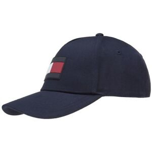 3cc2d69c76e Image is loading New-Mens-Tommy-Hilfiger-Blue-Basic-Embroidered-Cotton-