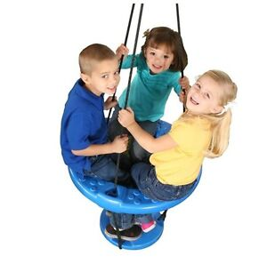 Swing-N-Slide-Vortex-Ring-Swing-Kids-Cubby-House-playground-equipment-Backyard