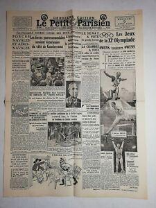 N1073-La-Une-Du-Journal-Le-Petit-Parisien-5-Aout-1936-forces-navales