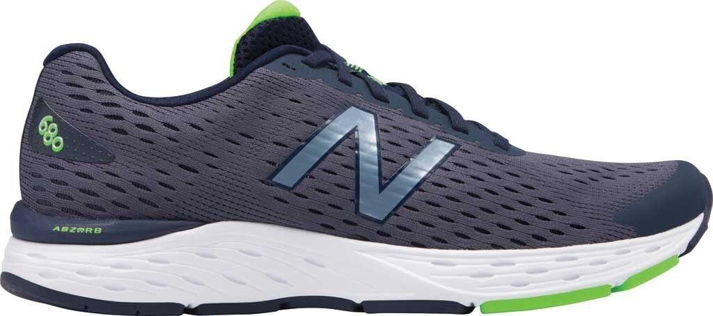 New Balance 680v6 Running shoes (Men's) - Pigment RGB Green - NEW